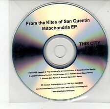 (DV354) From the Kites of San Quentin, Mitochondria EP - DJ CD