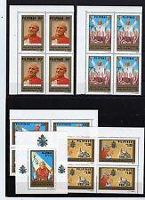 Johannes Paul II - Philipinen 1398-01, Bl. 15 ** - KW 31,-- €  ( 23593-o1 )