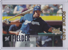Prince FIELDER ROOKIE RC Card Milwaukee Brewers BASEBALL Detroit Tigers SLUGGER