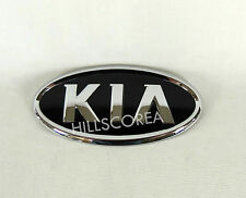KIA PICANTO MORNING 2008 2009 2010 Genuine OEM Rear Trunk KIA Logo Emblem