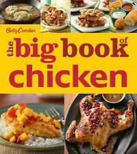 Betty Crocker Big Book: Betty Crocker the Big Book of Chicken (2015, Paperback)
