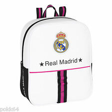 Real Madrid sac à dos Pink Line S cartable 22 x 27 x 10 cm crèche 201303