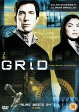 The Grid - Series 1 - Complete (DVD) New & Sealed UK Region 2 UK