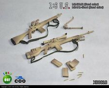 COOMODEL COO US Military M14 DMR & M14A1-Short Sniper Rifle Set 1/6