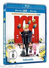 ICH, EINFACH UNVERBESSERLICH (Blu-ray 3D + Blu-ray Disc) NEU+OVP