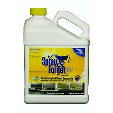 Spray and Forget SF1G-J 1 Gallon Concentrated No Rinse Eco-Friendly Roof Cleaner