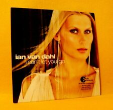 Cardsleeve single CD Ian Van Dahl I Can't Let You Go 2 TR 2003 Trance
