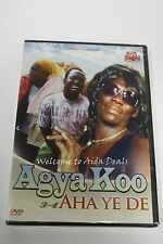 Agya koo aha ye de part 3&4 DVD (Brand new sealed)