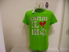 SWEET YEARS T SHIRT UOMO MAGLIA MA/CORTA SYU843 VERDE ACIDO GREEN XL
