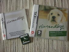 NINTENDO DS NINTENDOGS LABRADOR & FRIENDS USADO BUEN ESTADO