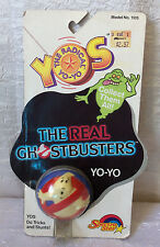 The Real Ghostbusters Yo-Yo (1988) Spectra Star Sealed Original Package     623