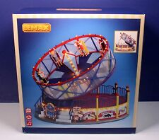 Lemax Sights & Sounds Animated & Lighted ROUND UP Carnival Ride