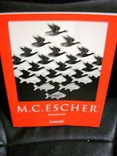 M C Escher The Graphic Work Taschen 1999 trade paperback