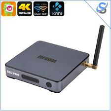 Mecool BB2 Pro TV Box Android 6.0 4K Miracast Airplay CPU Octa Core Ram 3GB Kodi