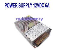 S-75-12 Super Stable Power supply unit 75W DC12V ( 10.5 - 13.8V ) 6AMP