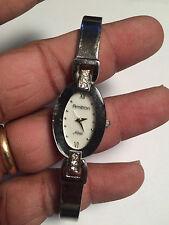 Lovely Ladies Silver Tone Armitron Now 75/3553SV Analog Watch