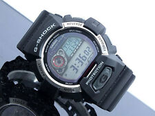 Casio Mens G-Shock Black Tough Solar Watch GR8900-1