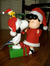 Clothtique Possible Dreams Peanuts Snoopy Lucy DOG GERMS Figurine NEW #4016467