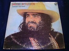 DEMIS ROUSSOS FOREVER AND EVER Venezuela LP Vinyl rar