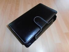 NEW  LEATHER  Travel case / cover for Nintendo  DSi    in BLACK
