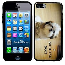 I Shih Tzu Not Funny Humor For Iphone 6 Case Cover By Atomic Market