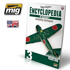 AMMO of Mig Jimenez Encyclopedia Of Aircraft Modelling Techniques-Vol.3 Painting