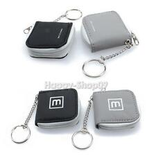 Mini Zipper Carrying Case Wallet Card Holder Storage Bag for 6 Memory Card XD SD