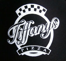 TIFFANY'S PIZZA trucker cap Monroe hat Michigan lamps restaurant logo