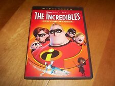 The Incredibles PIXAR Disney Classic Collectors Edition DVD Fullscreen 2 DVD Set