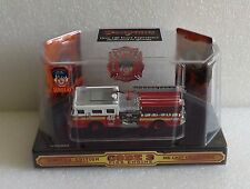 NEW IN BOX 1/64 CODE 3 LIMITED FDNY SEAGRAVE PUMPER E-46 FIRE ENGINE 13001