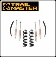 Trail Master 3.0 Inch Lift Kit w/ Add-A-Leaf for 84-01 Cherokee XJ