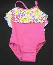 XOXO Swimsuit Onepiece Pink Girls 12 Montrhs NEW
