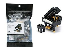 NANO BLOCKS GRAND PIANO MINI BRICKS PUZZLE NANOBLOCK GREAT GIFT