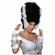 Bride of Frankenstein Monster Lady Adult Wig Womens Costume Accessory Goth