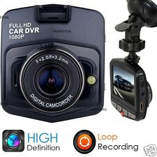 HD 1080P In Car DVR Camera Dash Cam Video Recorder Black Night Vision G sensor