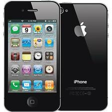 Apple iPhone 4 - 32GB - Black SIM FREE (Unlocked) Smartphone UK