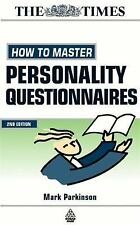 How to Master Personality Questionnaires (Testing Series)