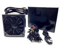 New 975 Watt 975W ATX Modular Power Supply SLI PCIe SATA 140mm Fan for Intel AMD