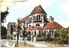 CP 52 Hte-MARNE - Montier-en-Der - Eglise Abbatiale