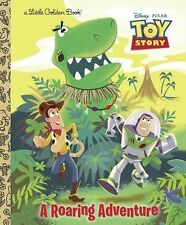 A Roaring Adventure (Disney/Pixar Toy Story) (Little Golden Book), Depken, Krist