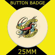 City And Colour - Sometimes - 25 mm Button Badge Dpin Back ~1