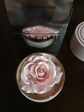 BNIB Authentic Lancome La Rose A Poudrer Iridescent Blush Highlighter Limited Ed