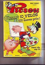 Picsou Magazine N° 115  - de 1981 -
