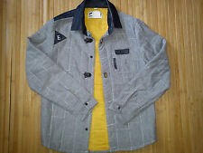 NICE WARM SPRING ETO BOY JACKET SHIRT 11/12 YRS EXCELLENT CONDITION (0.5)