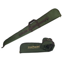 Tourbon Shotgun Case Slip Soft Carry Cover Gun Bag Hunting Shooting Nylon Green