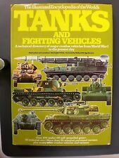 The Illustrated Encyclopedia of the World's Tanks & Fighting Vehicles Used Book