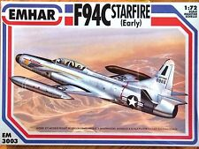 Emhar 1:72 F94C Starfire (Early) Aircraft Model Kit