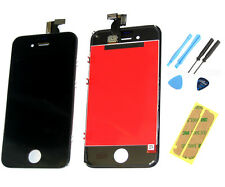 iPhone 4S LCD Display Touch Screen Digitizer Front Glass Panel Black Tools New