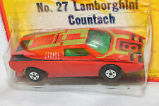 Matchbox Superfast #27 Lamborghini Countach, Green Windows