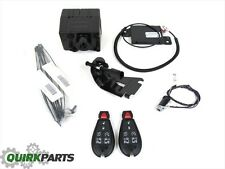 12-14 CHRYSLER TOWN & COUNTRY WITH POWER DOORS REMOTE START KIT OEM NEW MOPAR